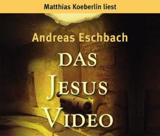 Hörbuch-Cover: Das Jesus Video (von Andreas Eschbach)