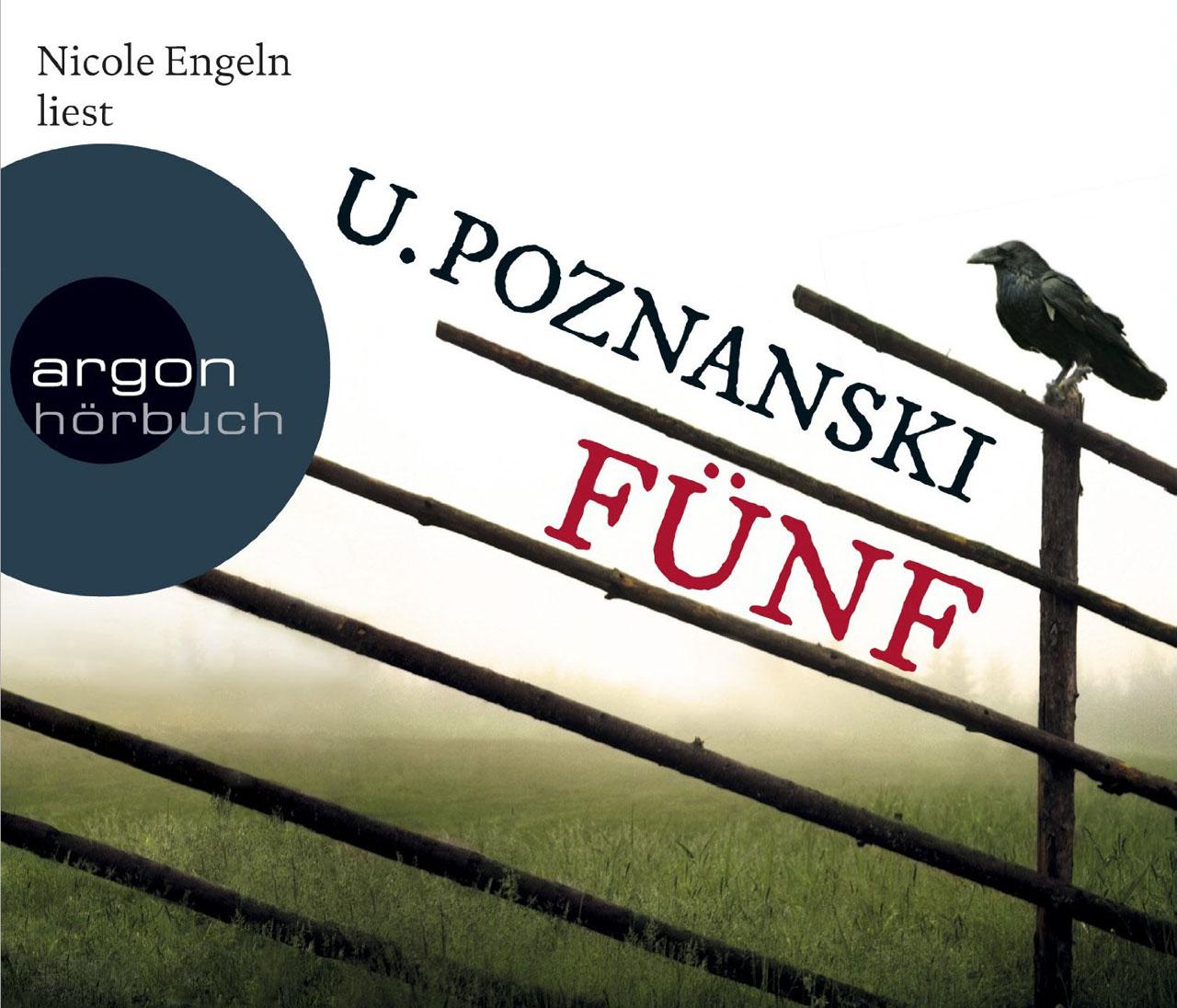 Hörbuch-Cover: Fünf (von Ursula Poznanski)