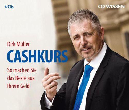 Hörbuch-Cover: Cashkurs (von Dirk Müller)