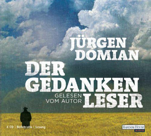Hörbuch-Cover: Der Gedankenleser (von Jürgen Domian)
