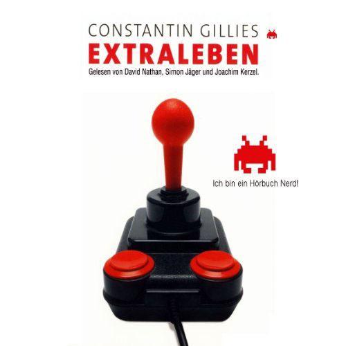 Hörbuch-Cover: Extraleben (von Constantin Gillies)