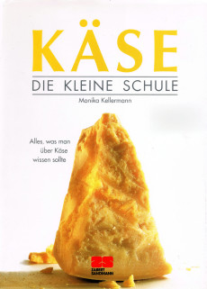Buch-Cover: Käse (von Monika Kellermann)