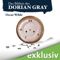 Hörbuch-Cover: Das Bildnis des Dorian Gray (von Oscar Wilde)
