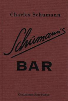 Buch-Cover: Schumann's Bar (von Charles Schumann)