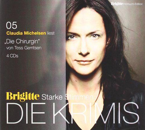 Hörbuch-Cover: Die Chirurgin (von Tess Gerritsen)
