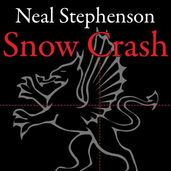 Hörbuch-Cover: Snow Crash (von Neal Stephenson)