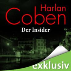 Hörbuch-Cover: Der Insider (von Harlan Coben)
