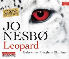 Hörbuch: Leopard (von Jo Nesbø)