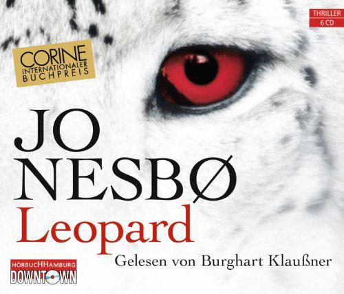 Hörbuch-Cover: Leopard (von Jo Nesbø)