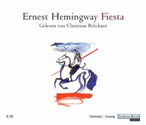 Hörbuch-Cover: Fiesta (von Ernest Hemingway)