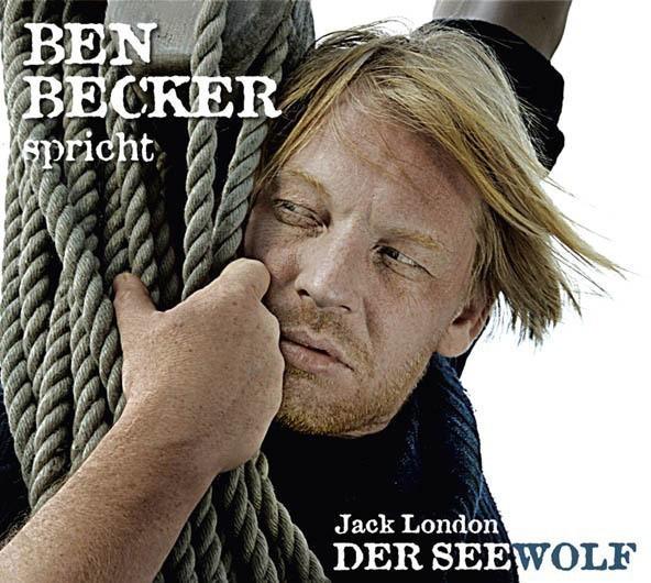 Hörbuch-Cover: Der Seewolf (von Jack London)