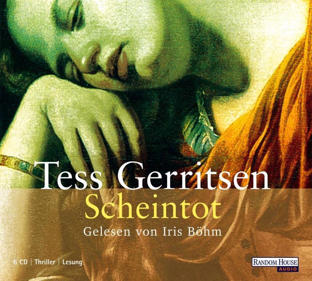Hörbuch-Cover: Scheintot (von Tess Gerritsen)