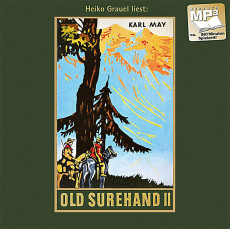 Hörbuch-Cover: Old Surehand II (von Karl May)