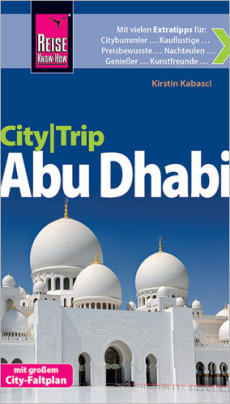 Buch-Cover: City-Trip Abu Dhabi (von Kirstin Kabasci)