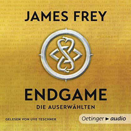 Hörbuch-Cover: Endgame - Die Auswählten (von James Frey)