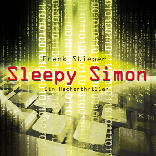 Hörbuch-Cover: Sleepy Simon (von Frank Stieper)