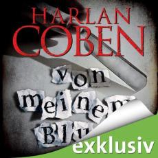 Hörbuch-Cover: Von meinem Blut (von Harlan Coben)
