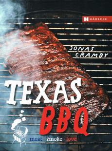 Buch-Cover: Texas BBQ (von Jonas Cramby)