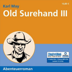Hörbuch-Cover: Old Surehand III (von Karl May)