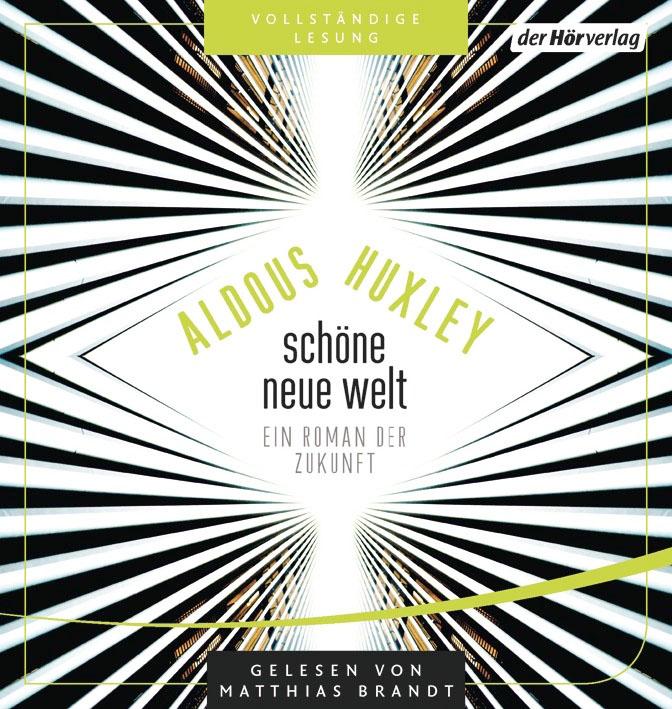 Hörbuch-Cover: Schöne neue Welt (von Aldous Huxley)