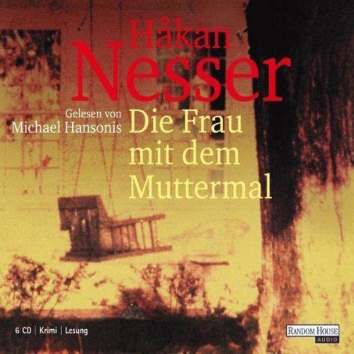 Hörbuch-Cover: Die Frau mit dem Muttermal (von Håkan Nesser)