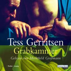 Hörbuch-Cover: Grabkammer (von Tess Gerritsen)