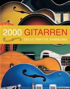 Buch-Cover: 2000 Gitarren (von Tony Bacon)
