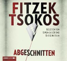 Hörbuch-Cover: Abgeschnitten (von Sebastian Fitzek & Michael Tsokos)