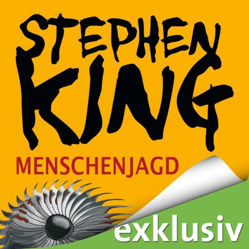 Hörbuch-Cover: Menschenjagd (von Stephen King)