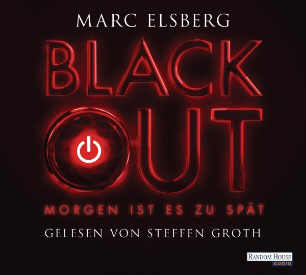 Hörbuch-Cover: Blackout (von Marc Elsberg)